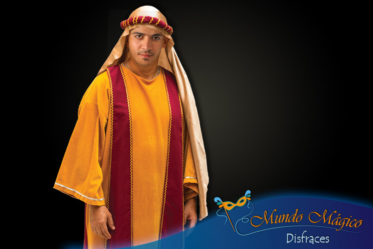 Árabe vino con mostaza