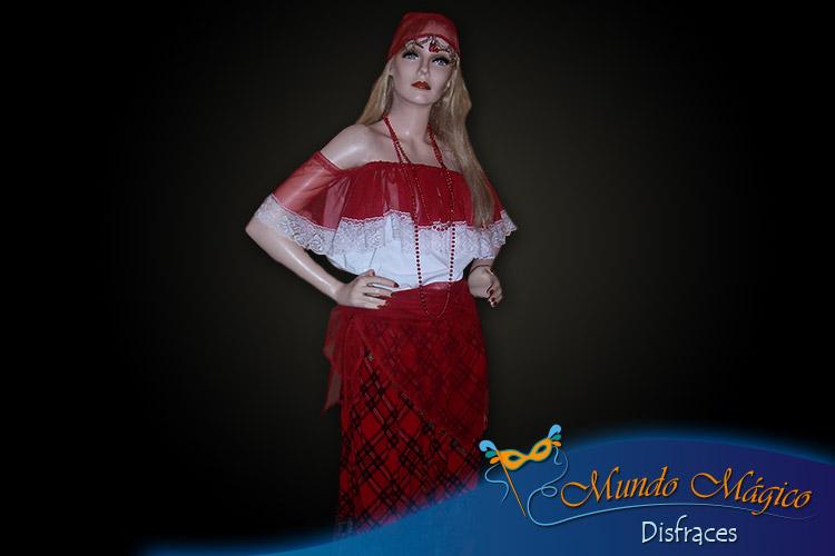 Gitana Roja