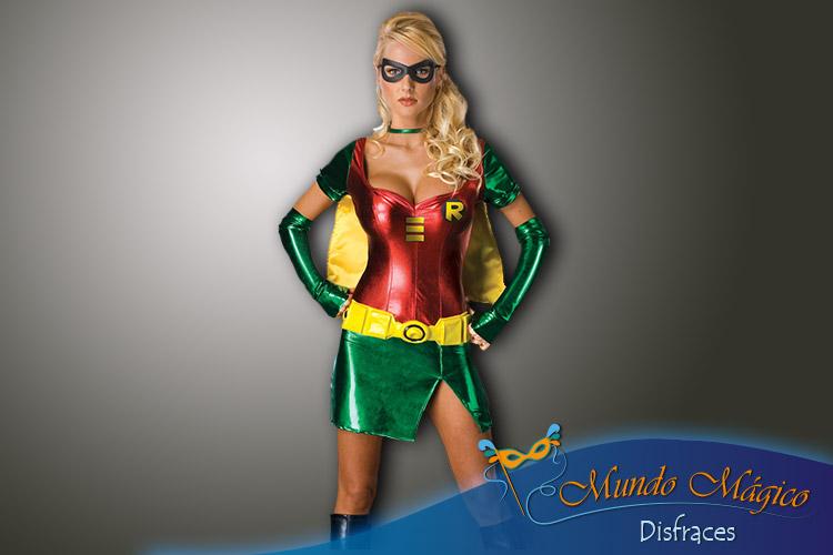 Robin Mujer