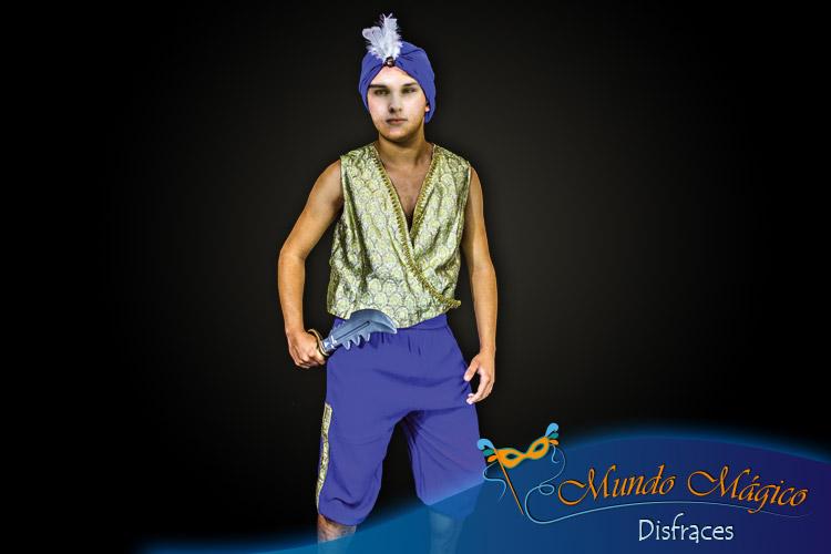 Aladino dorado