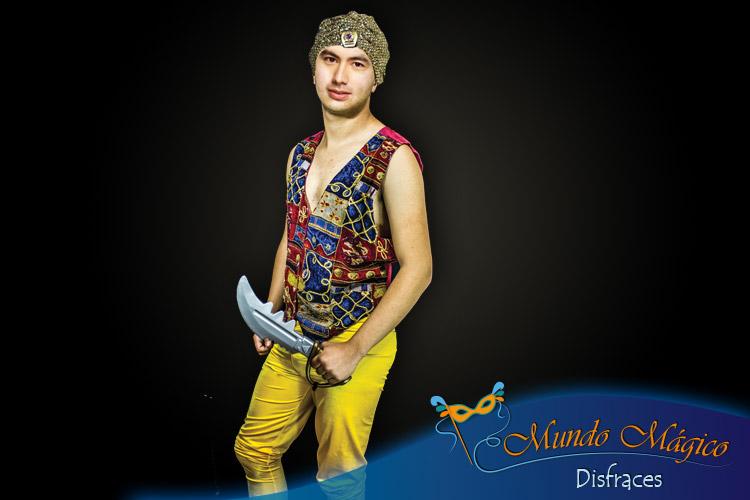 Aladino Vino y Amarillo