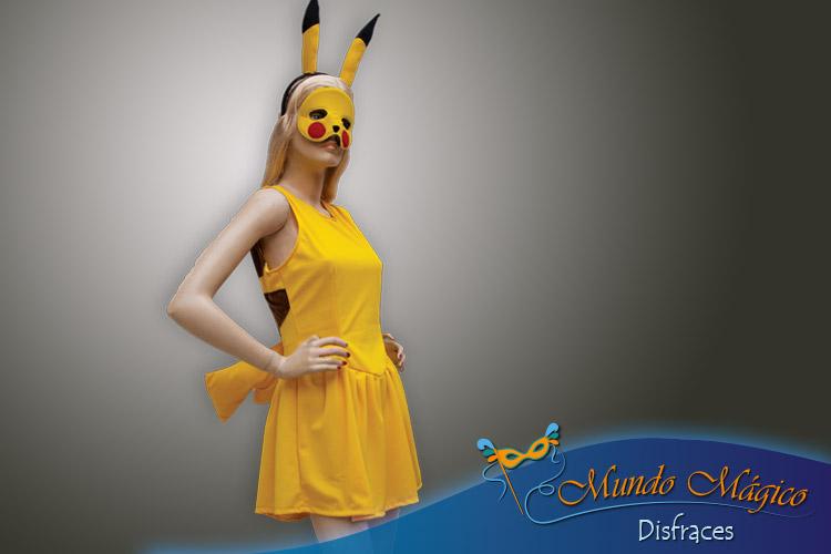 Pikachu chica