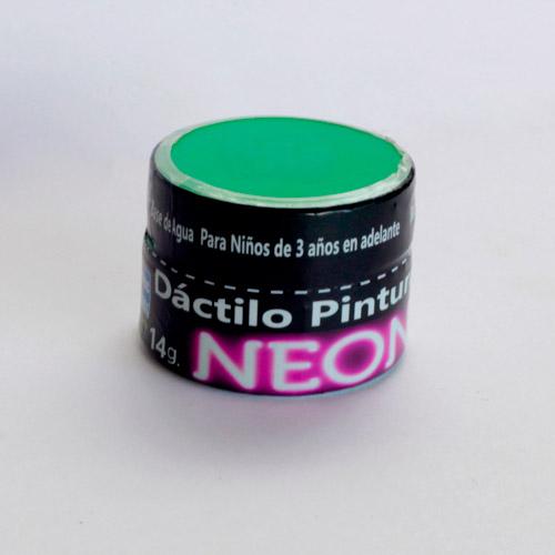 Dáctilo pintura de neón para cuerpo, cara y cabello