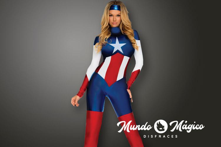 Capitán América mujer
