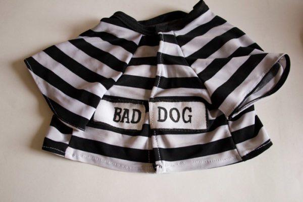 Disfraz perrito malo camiseta