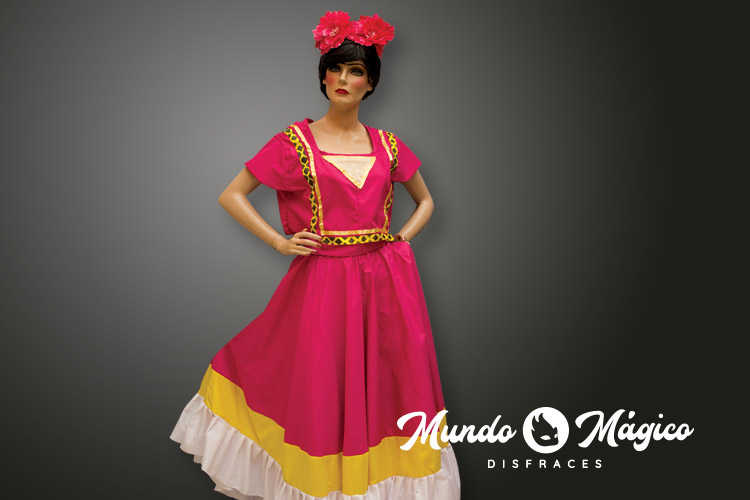 Frida rosada