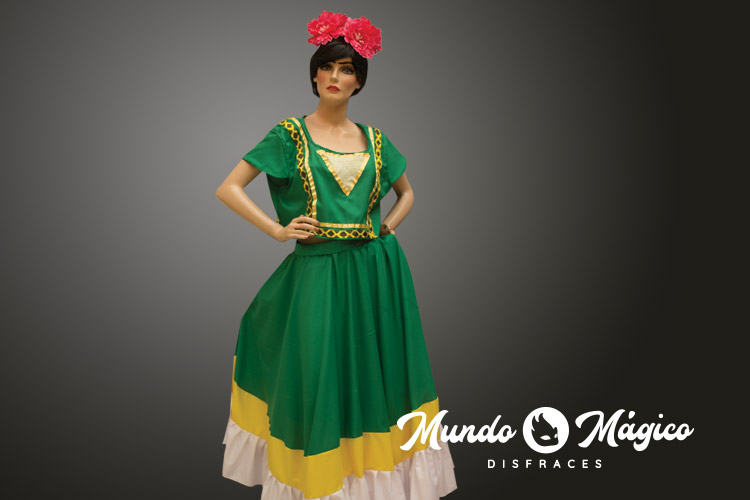 Frida verde