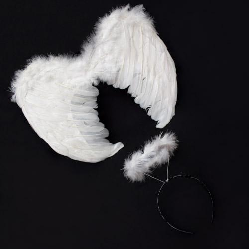 Pack ángel blanco