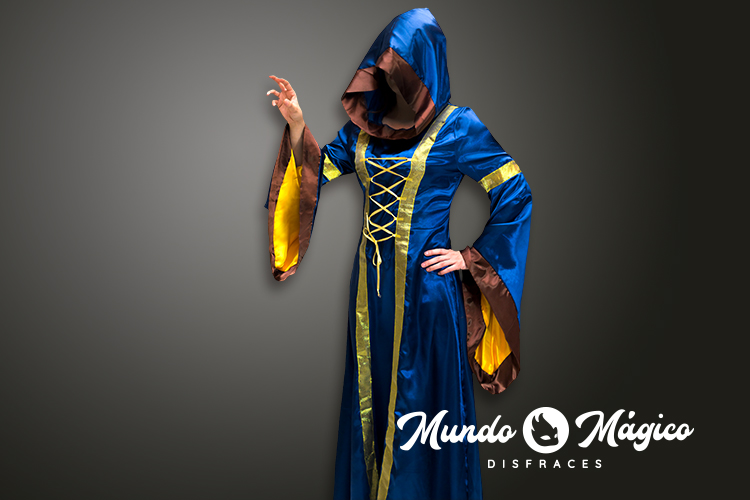 medieval azul